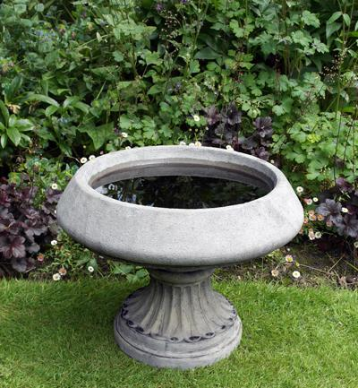 Photo of Edwardian Stone Birdbath