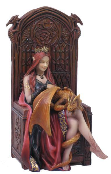 Photo of Friends Forever Figurine (Anne Stokes)