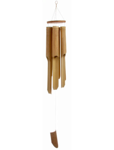 Phot of Large Chunky Wind Chime 120Cm