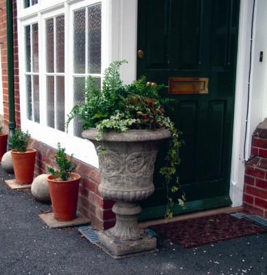 Photo of Medici Stone Vase
