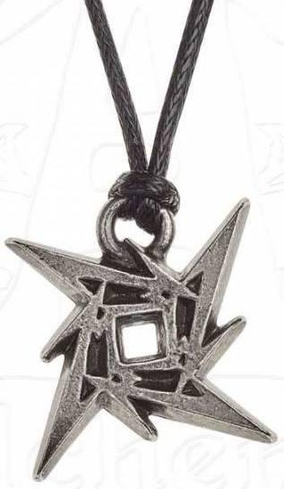Photo of Metallica Ninja Star Pendant