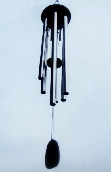 Photo of Woodstock Pachelbel Canon Wind Chime (Silver)