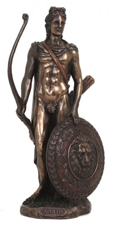 Photo of Apollo Bronze Figurine