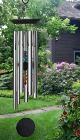 Photo of Chakra Seven Stones Wind Chime LARGE
