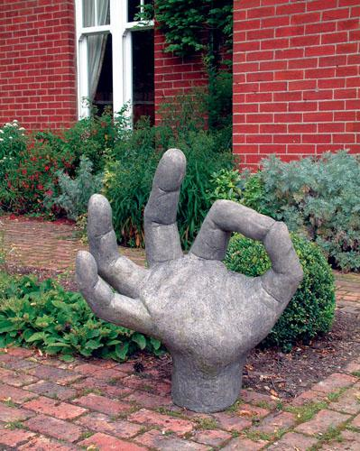 Photo of Everything is OK Stone Sculpture