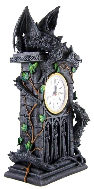 Photo of Gothic Dragons Clock