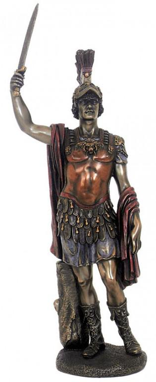 Photo of Roman Centurion Bronze Figurine