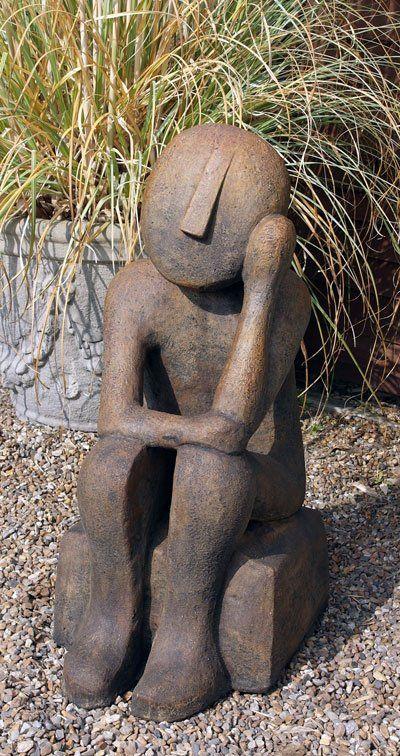 Phot of Stanley Stone Garden Sculpture
