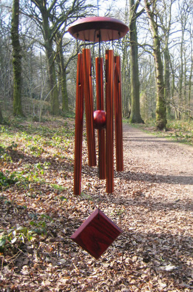 Photo of Woodstock Wind Chimes of Mercury (Bronze)