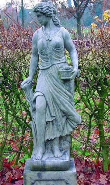 Photo of Spring Maiden Stone Statue