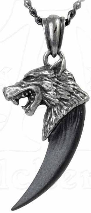 Photo of Wolf Macht Pendant