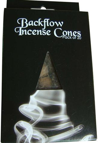 Photo of Backflow Incense Cones (pack of 20) Sandalwood