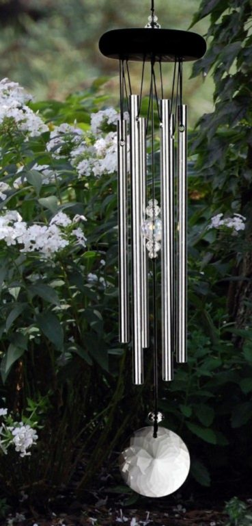 Photo of Crystal Meditation Chime (Woodstock)