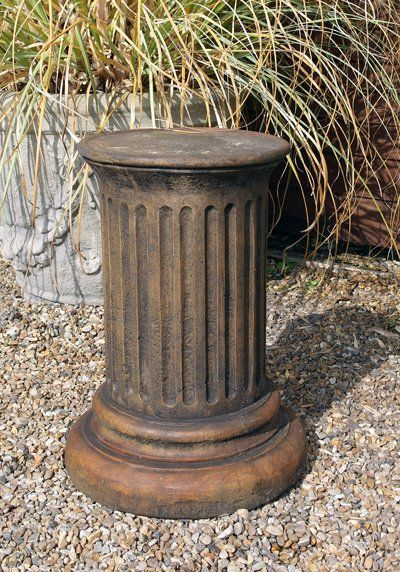 Phot of Doric Stone Column