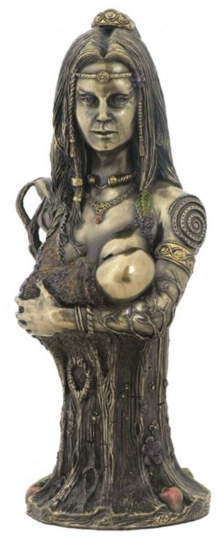 Photo of Mother Earth Bronze Figurine (Neil Sims)