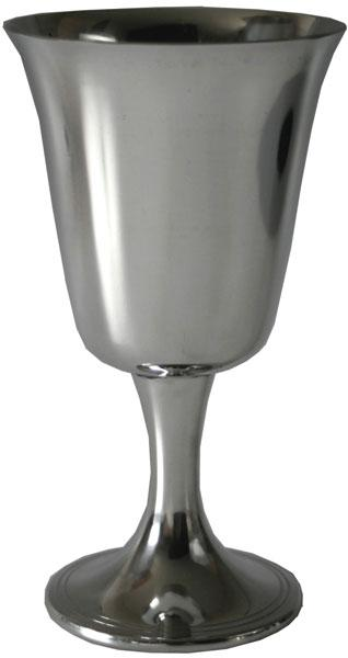 Photo of Pewter Bell Goblet (Large)