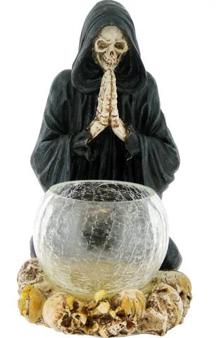 Photo of Reapers Prayer Candle Holder 20 cm