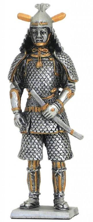 Photo of Samurai Guard Pewter Figurine