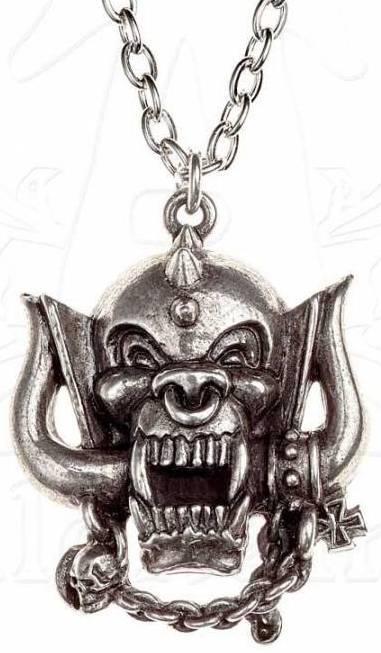 Photo of Motorhead: War-Pig Pendant