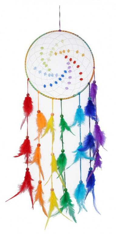 Photo of Colourful Dreamcatcher 20 cm