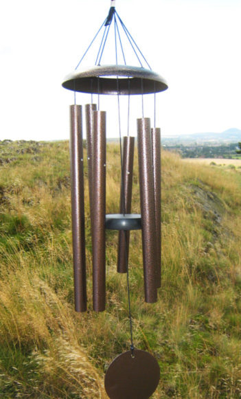 Photo of Corinthian Chime Copper 29 inches