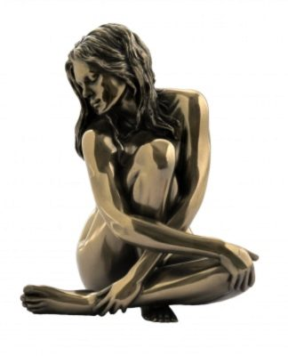 Photo of Recollection Bronze Nude Figurine