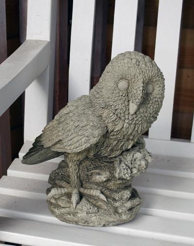 Photo of Tawny Owl Stone Ornament