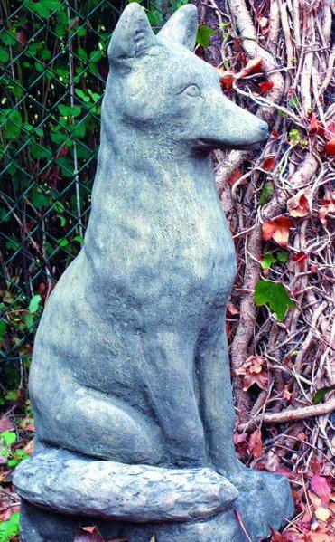 Photo of Fox Stone Ornament