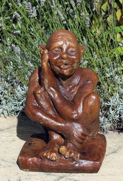 Phot of Hobgoblin Stone Sculpture