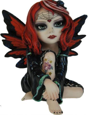 Photo of Melisandre Cosplay Girl Figurine