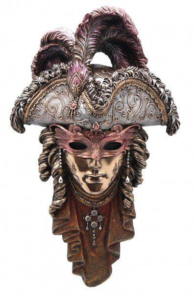 Photo of Venetian Mask Male (Genesis Fine Arts)