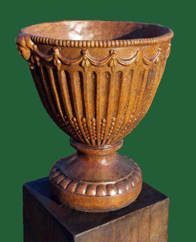 Phot of Vienna Stone Vase 28