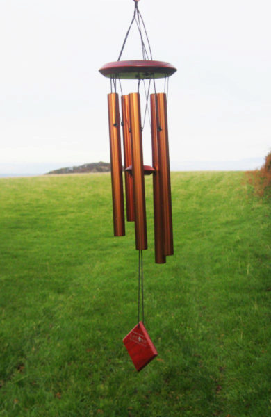 Photo of Woodstock Encore Polaris Chime (Bronze)
