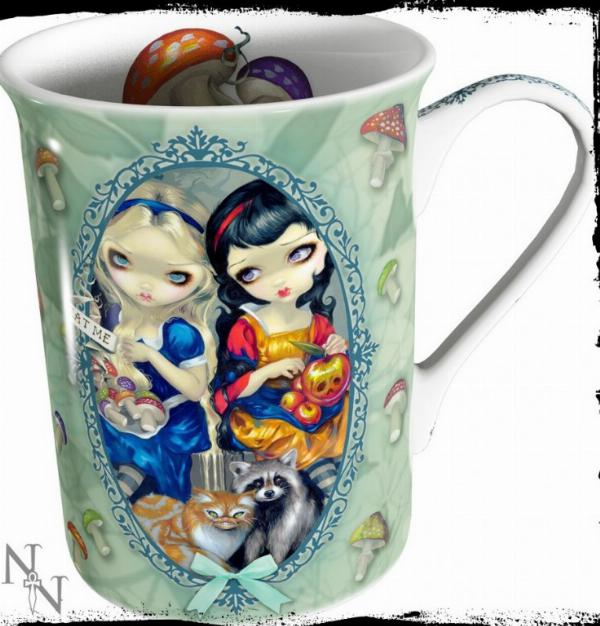 Photo of Alice and Snow White Mug Jasmine Becket-Griffith