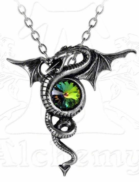 Photo of Anguis Aeternus Dragon Pendant