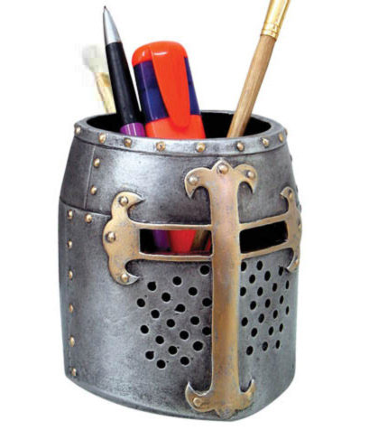 Photo of Crusader Pen Pot