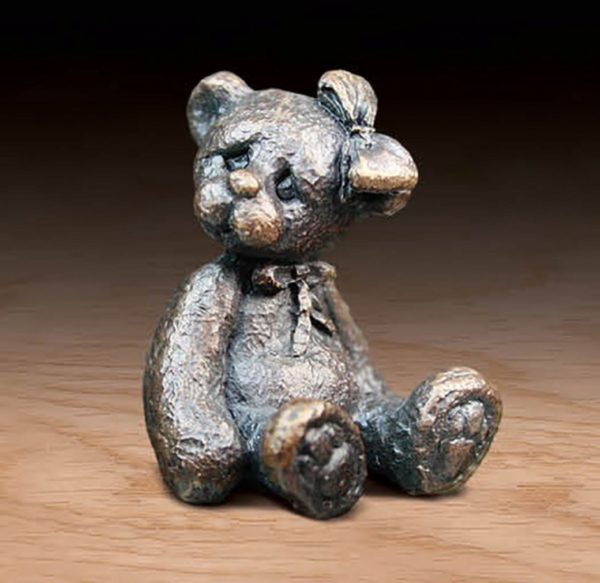 Photo of Forget Me Not Penny Bear Michael Simpson