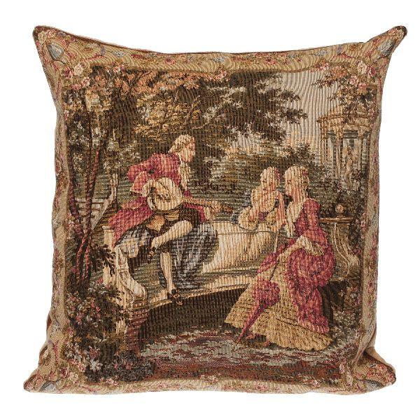 Phot of Francois Boucher Tapestry Cushion I
