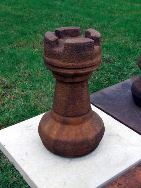 Photo of Garden Stone Chess Set