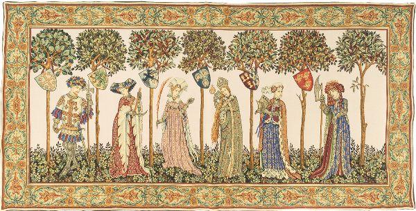 Phot of La Manta Wall Tapestry (6 Figures)