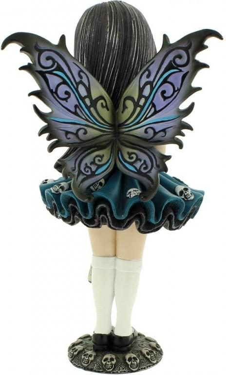 Photo of Noire Gothic Fairy Figurine 14cm (Little Shadows)