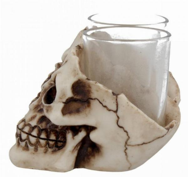 Photo of Skull Shot Glasses Set of 2