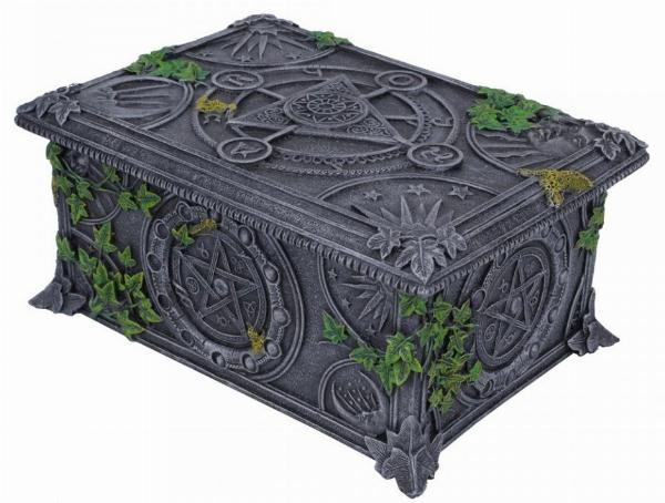 Photo of Wiccan Pentagram Trinket Box