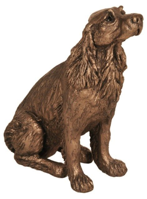 Photo of Winston Springer Spaniel Dog Sculpture