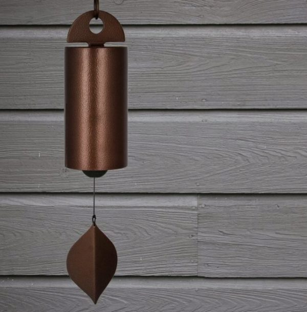 Photo of Woodstock Heroic Windbell Antique Copper