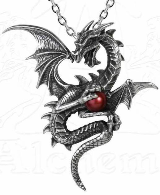 Photo of Aethera Draconem Dragon Pendant