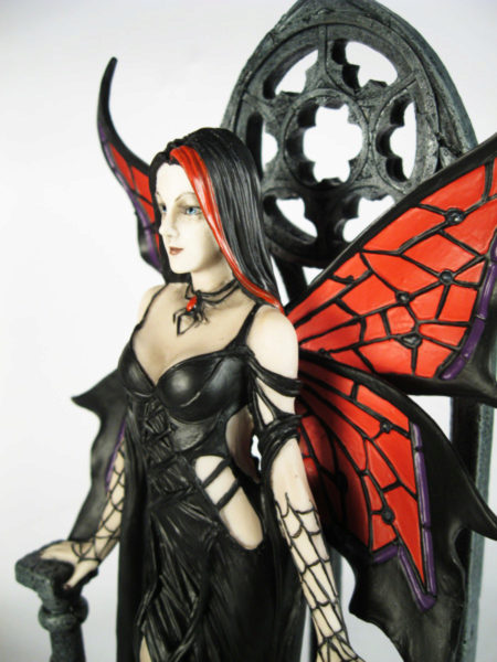 Photo of Aracnafaria Figurine (Anne Stokes)