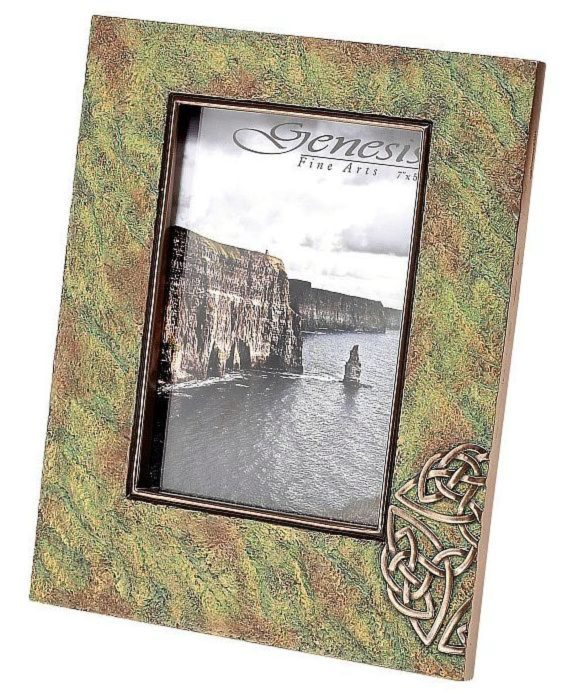 Photo of Celtic Bronze Frame (Photo size 7 x 5)