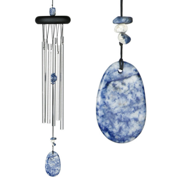 Photo of Chakra Lapis Wind Chime Woodstock