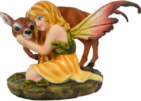 Photo of Faithfull Friends Fairy Figurine 15cm